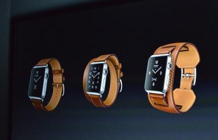 苹果玫瑰金版AppleWatch发布9月16日上市
