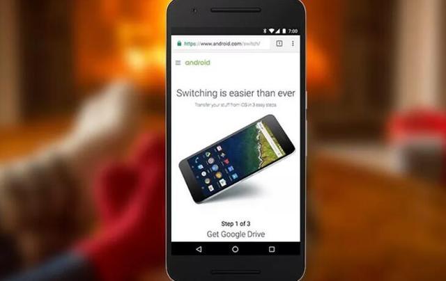 """谷歌推出新工具 一秒钟""""iPhone数据迁移到安卓"""""""