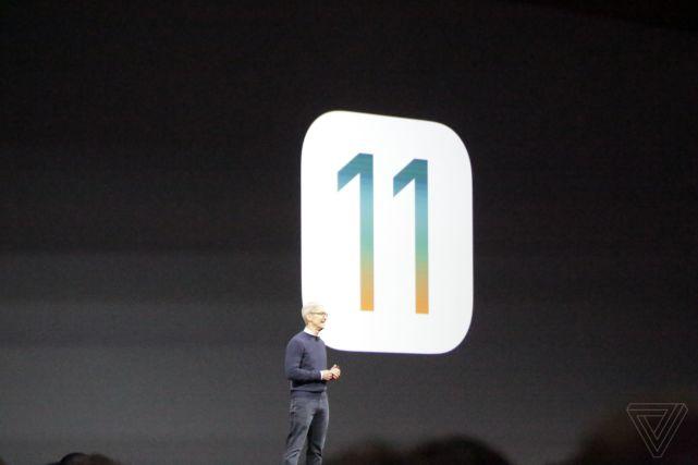 """苹果正式发布iOS11 """"中国特色""""抢眼球"""
