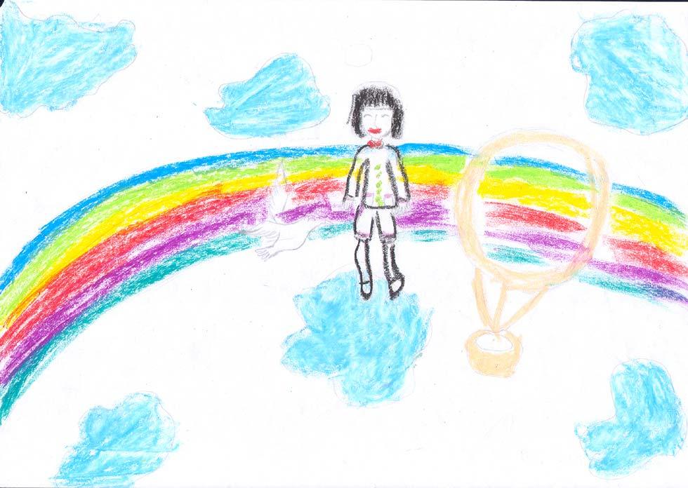 费看我的梦想 画画图片 小学生绘画我的梦想 一年级